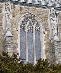 Clerestory Window, exterior