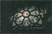St. Cecilia Rose Window