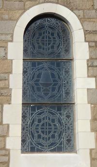Mother of Divine Grace, exterior