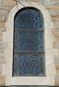 Virgin Most Venerable, exterior