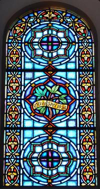 Holy Mary, photo by Robert J. Scott