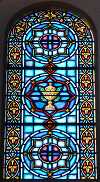 Spiritual Vessel, Robert J. Scott