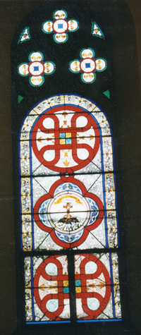 Cross, Anchor