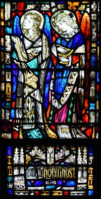 Baptism of Christ by John the Baptist  Part 3, bottom