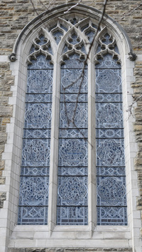Life of Christ, tracery