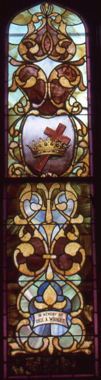Crown and Cross