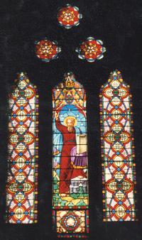 St. Paul preaching on Mars Hill