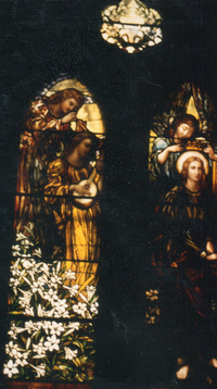 The Crowning of St. Cecelia