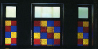 Three Narthex Windows
