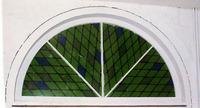 Oval Window in the Steeple Tower