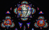 Life of Christ canopy
