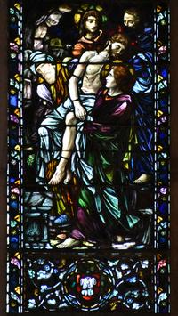 Jesus Taken Down From Cross