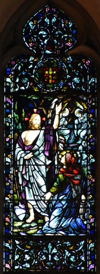 Risen Christ Appears to Mary Magdalene