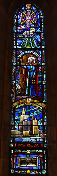 George Stark Memorial Window