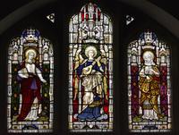 St. Elizabeth, Angel of Praise, St. Eunice