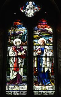 St. Luke and St. John