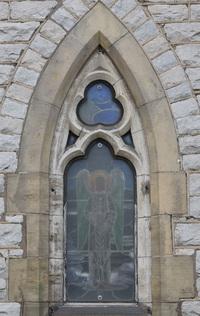 Resurrection Angel outside