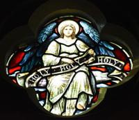 St. Luke and St. John Quatrefoil