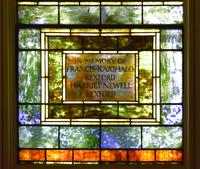 Rexford Memorial inscription