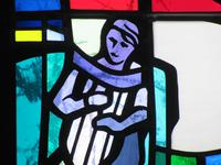 God the Holy Spirit - detail