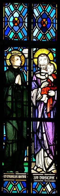 St. Joseph and St. Stanislaus