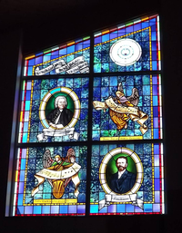 Lutheran musicians and hymn writers