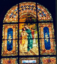 Peters Memorial Window