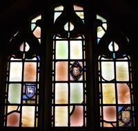 Columbarium Window
