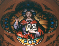 Christ is the Alpha and Omega