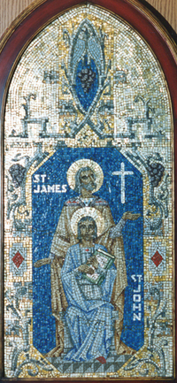 St. James and St. John
