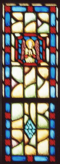 St. Matthew-winged man