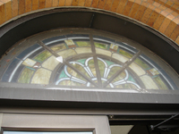 South Entrance Transom Window