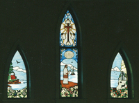 East Wall Windows