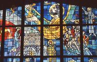 St. Peter Recieves the Keys