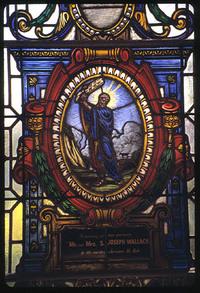 Moses Smashing Ten Commandments close-up 2