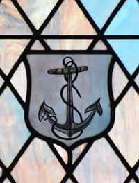 Anchor Cross Shield