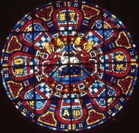 The Window of Christian Symbols