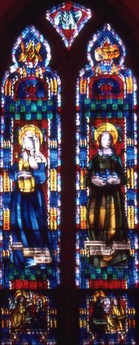 Mary and Dorcas