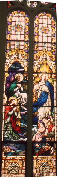 Assumption of the Blessed Mother
